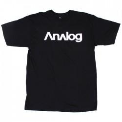KOSZULKA ANALOG / ANALOGO SS BLACK