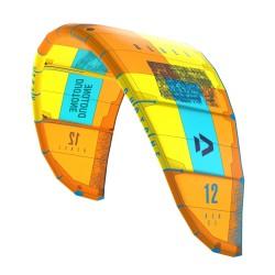 Latawiec kitesurfingowy DUOTONE REBEL / ORANGE