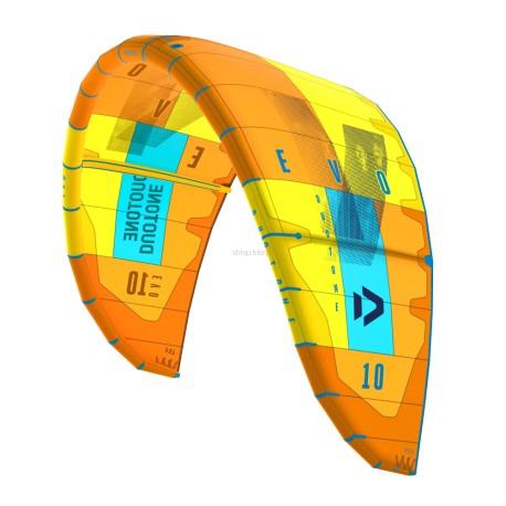 Latawiec kitesurfingowy DUOTONE EVO / ORANGE