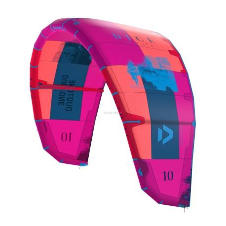 Latawiec kitesurfingowy DUAOTONE DICE / RED