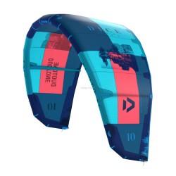 Latawiec kitesurfingowy DUAOTONE DICE / BLUE